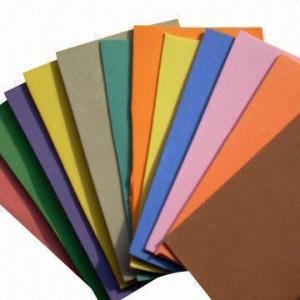 China Colored EVA Sheet on sale