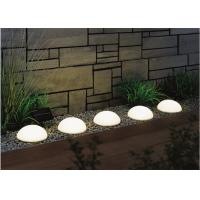 Ultra Bright Solar LED String Lights Decoration In Ground Well Light Ball