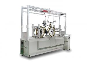 China EN 14764 Strollers Testing Machine , Dynamic Road Bike Testing Equipment on sale
