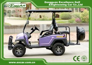 Quality EXCAR Electric Hunting Buggy With Trojan Battery/Curtis Controller for sale