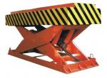 5000Kg Loading Hydraulic Cargo Lift Table With Gas Shield Welding 1.85m Lifting Height