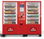 Smart Industrial Vending Machine Cashless Payment 22 / 32 / 55 In Touch Screen