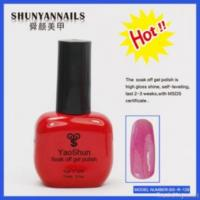 China Newest Gel Nail Polish Gel on sale