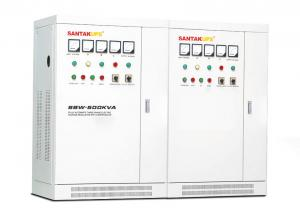 China TNS Three Phase Automatic Voltage Regulator (AVR) 1kva - 15kva, 20kva - 90kva on sale