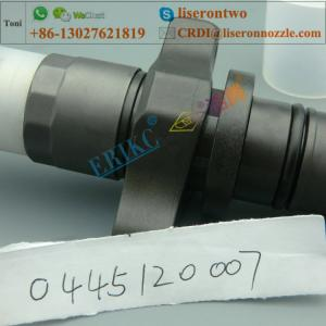 China Bosch fuel injector repair 0445 120 007, 0445120007 fuel injector bosch China supplier on sale