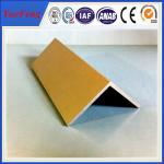 China High Quality decorative aluminum extruded angle profile 6063 t5 made in china wholesale