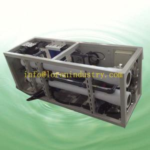 China Yacht, barge , motorboat RO sea water purifier on sale