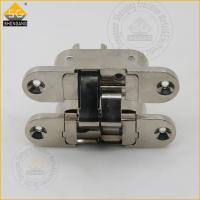 China Internal Door 3d Adjsuatble European Italian Hinges Hardware 180 Degree invisible hinge on sale