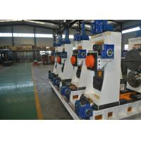 China High Efficiency Metal Pipe Welding Machine / Square Pipe Making Machine on sale