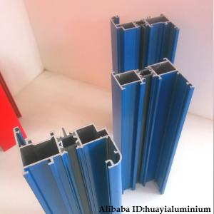 China powder coating aluminium profile use for window and door on sale
