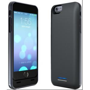 China MFI Approval 4600mAh Iphone Backup Battery Case iPhone6S Plus Double Battery Charger Case on sale