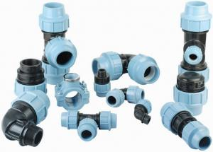China All kinds plastic PVC/PP pipe fitting product and custom mould on sale