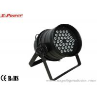 China 36*1W / 3W High Brightness LED Par 64 Light , Led Par Cans Dmx on sale