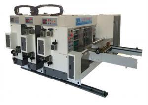 China Corrugated Carton Small Box Printing Slotting Machine / Carton Making Printing Slotting Machine on sale