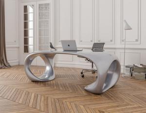 China Creative Designed FRP Made Luxury Office Desk on sale