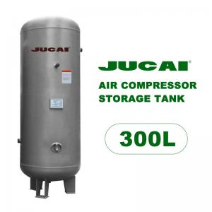China 95KG Corrosion Resistant Air Compressor Holding Tank 300L 8BAR on sale