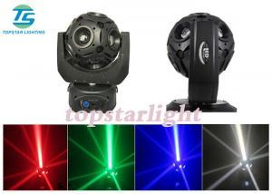 China IP20 12*15w DMX Stage Lighting Equipment Led Football Moving Head Light For DJ Disco on sale