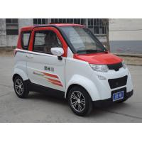 DZ7000G5 Model Electric Passenger Vehicles 5 Seats LHD And RHD Sedan Electric Car