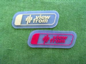 China PVC accessory tag on sale