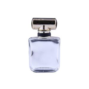 China White Silver Color Perfume Bottle Caps , Metal Zamac Perfume Cap For Glass Bottle on sale