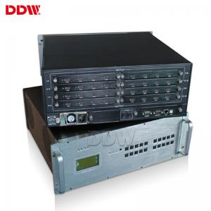 China Multi Interface 2x1 Video Wall Controller , LCD Display Big Screen Display Wall Controller on sale
