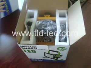 China 10Watt Portable Rechargeable Led Flood Light , IP65 Industrial High Bay Lighting on sale