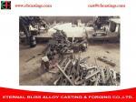 Barra lisa de aço profissional de alta qualidade de AS2074 L5F, barra lisa EB3585 do ferro forjado