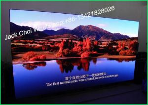 China Lightweight P5 Large Indoor Full Color Led Display Screen For Exhibition Show on sale