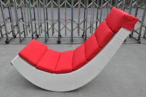 Miraculous Rattan Rocking Chair Aluminum Frame Comfortable Rocking Beatyapartments Chair Design Images Beatyapartmentscom