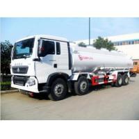 Sinotruk Howo 6x6 all wheel drive Oil Tank Heavy Cargo Trucks 51 - 350hp Horsepower