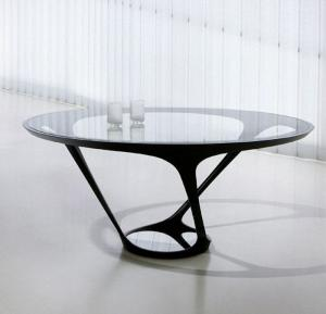 China Luxury Carbon fiber Table for Villa Manor yacht five star hotel living room and private club on sale