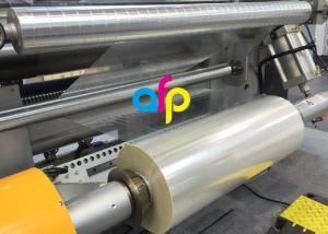 China High Transparency Metallised Plastic Film?, BOPET UV Resistant Laminating Film on sale