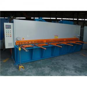 China Hydraulic Guillotine Shearing Machine on sale