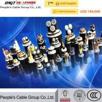 11kv copper/ aluminum conductor XlPE/PVC/PE insulated power cable