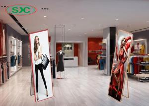 China Hot selling indoor led mirror display p2.5 advertising LED poster screen on sale