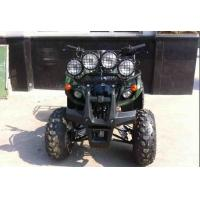 China Yamaha 125cc Four Wheeled Motorcycles ATV , Single Tank 4 Wheels Motorcycle on sale