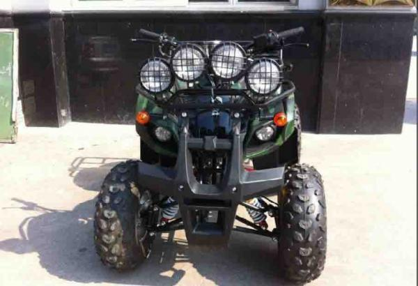Yamaha 125cc Four Wheeled Motorcycles ATV , Single Tank 4