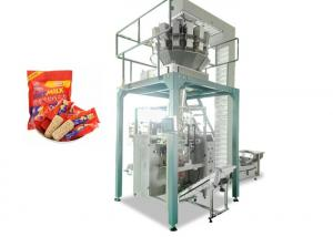 China Vertical Oats Chocolate Sachet Packing Machine Full Automatic 2.2kw on sale