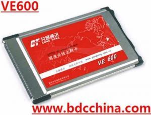 China Edge Gprs GSM PCMCIA Wireless Modem on sale