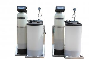 China Under Sink Water Softening Equipment , Natural Water Softener For Washing Machine on sale