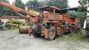 China Used Heavy drilling rig tamrock H530 on sale