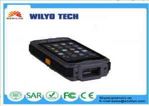 China WR9 4.3 Inch Unlocked Touch Screen Cell phones Rfid Reader Dual Core on sale