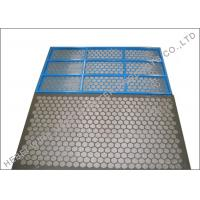 Steel Frame Support Solid Control Shaker Screen Suit King Cobra HS Series Shaker