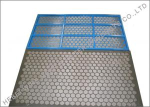 China Steel Frame Support Solid Control Shaker Screen Suit King Cobra HS Series Shaker on sale