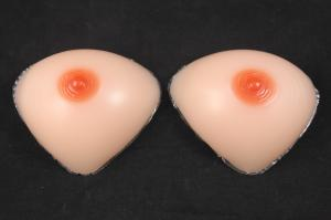 China Size L - 6XL Full Silicone Breast Prosthesis Prosthesis Artificial Mastectomy Boobs on sale