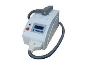 China Intense Pulse Light Laser Tatoo Removal Machine For Eyebrow / Eyelid Lines on sale