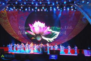 China indoor p6 rental led display  P6 indoor full color rental led display  Indoor Full Color PH6mm (SMD3528) Led Display on sale