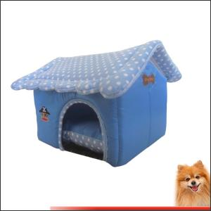 China Dog beds cheap Sponge Oxford Polyester Dog Bed Pet Products China Factory on sale