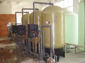 China RO-G type Reverse Osmosis Water treatment System for medium or high pressure boiler feed water on sale