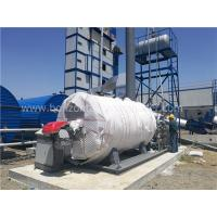 Industry Oil Gas Fired Hot Water Boiler Heating System High Efficiency